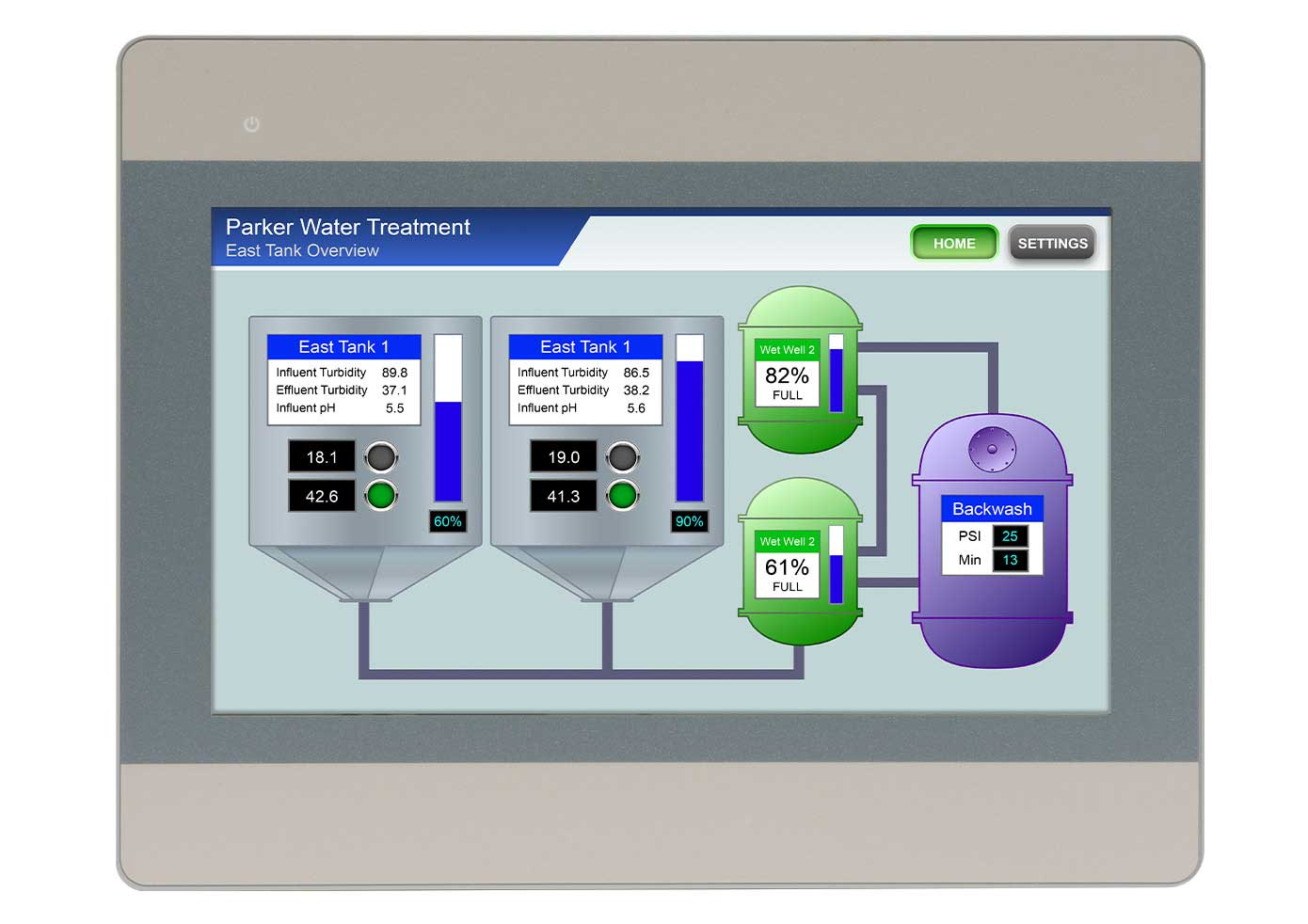 MapleSystems - Product HMI5103L Details