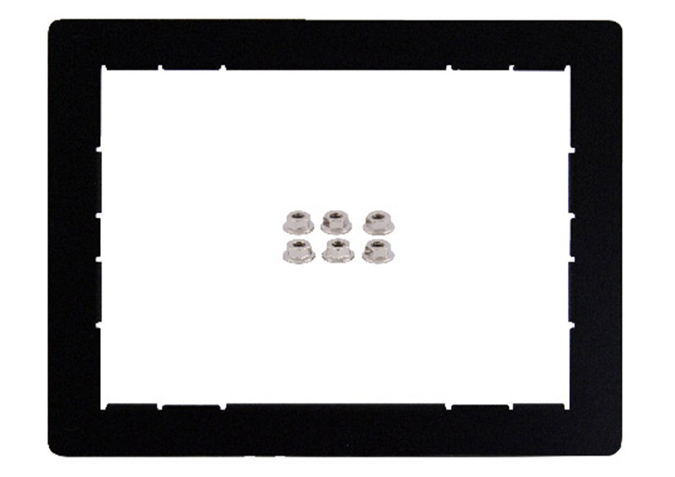 "Panel Cutout Adapter Plate [8"" to 7""]<br/>  <span class=""clsSpnProdMdls"">For HMI530 to HMI5070, cMT3071, cMT3072</span>"